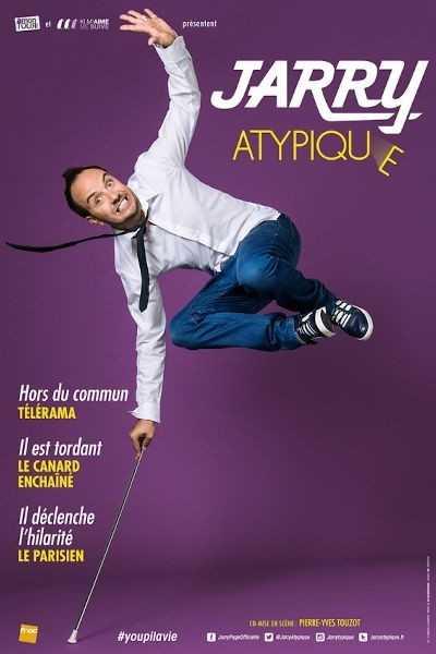 Jarry Atypique Pacé