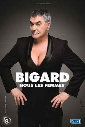 Jean-Marie Bigard Tours