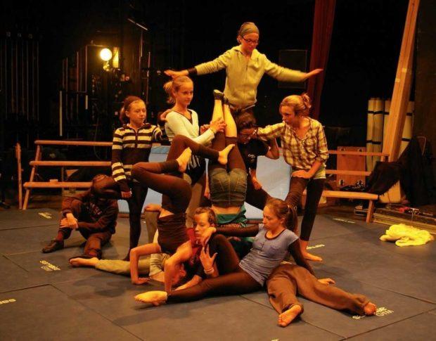 Journée découverte des Arts du cirque : ateliers et spectacles Plourivo