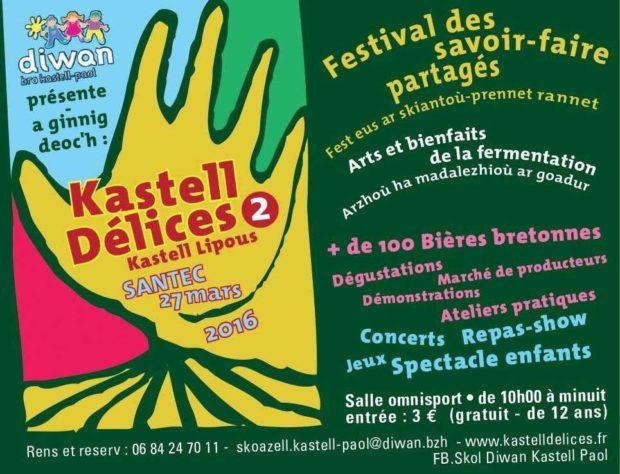 Kastell Délices #2 Santec