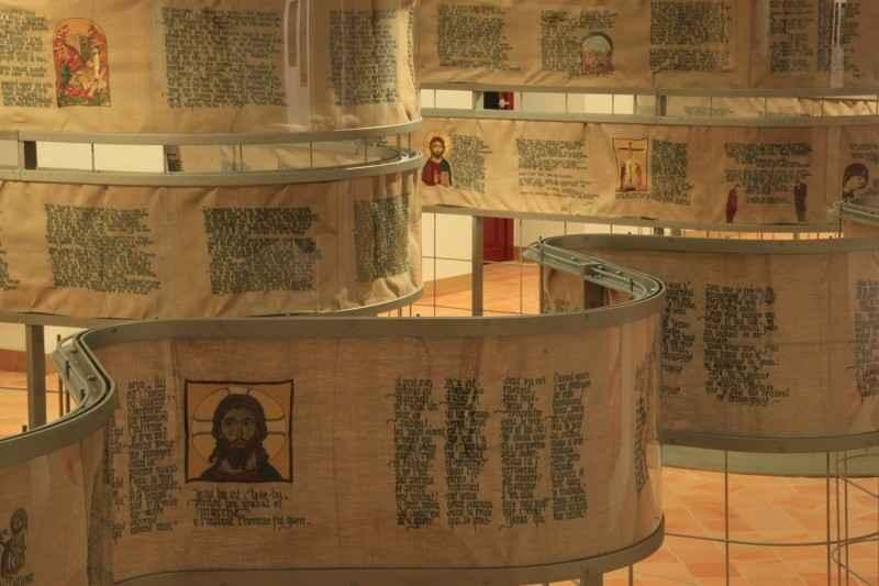 La broderie de Nicole Renard : musée imaginaire ? Rocheservière