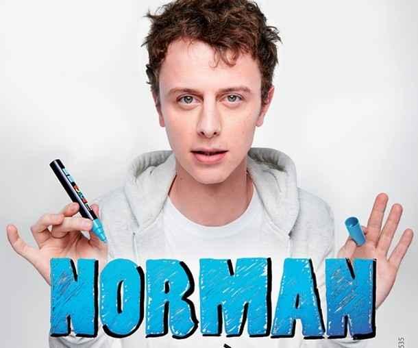 Norman sur scène Laval