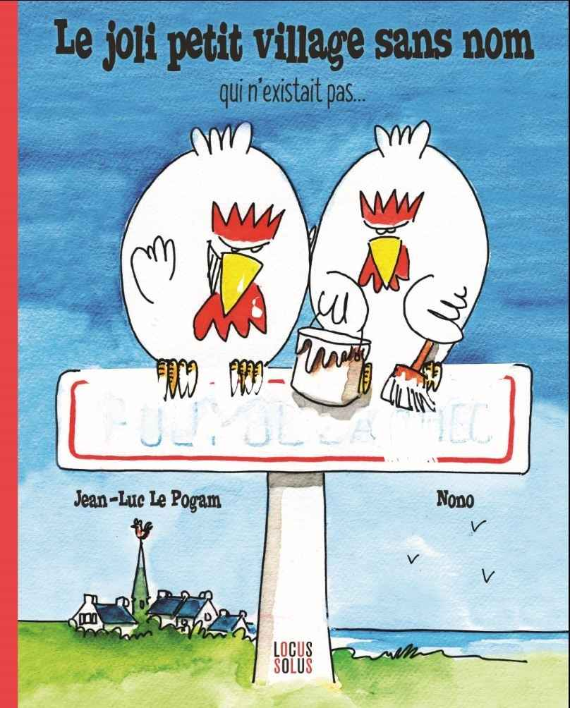 Le dessinateur Nono dédicace un ouvrage jeunesse Saint-Malo