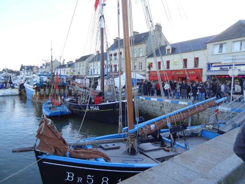 Le Goût du large fête de la coquille et des produits de la pêche Port-en-Bessin-Huppain