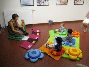 Lecture pour les bébés Montgermont