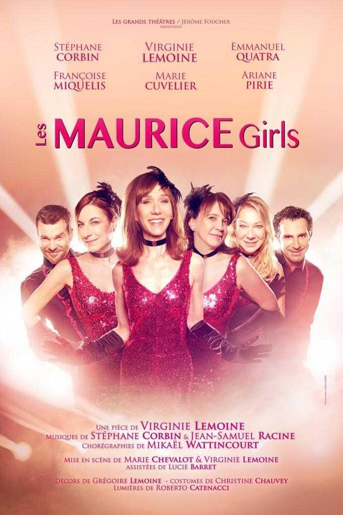 Les Maurice Girls Noirmoutier-en-l'Île
