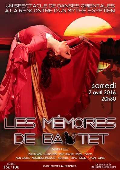 Les mémoires de Bastet Nantes