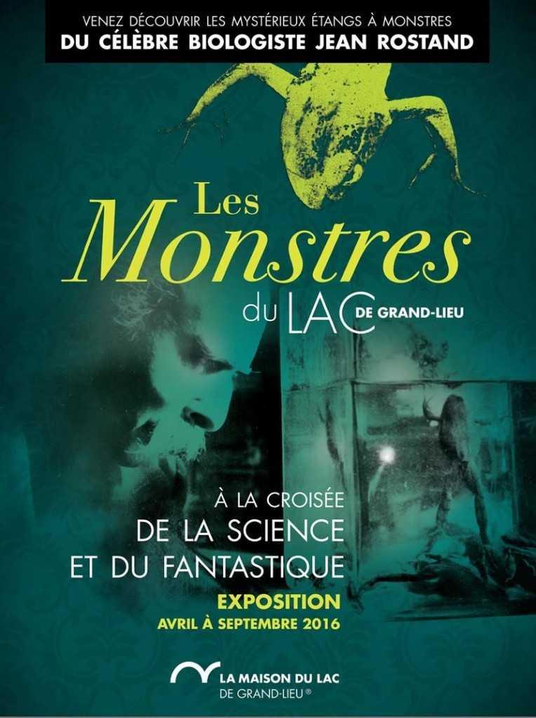Les Monstres du Lac Bouaye
