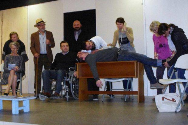 Les Voivr'rires présentent une comédie : Le trou de la sécu Voivres-lès-le-Mans