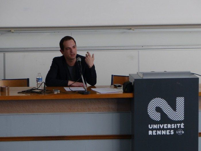 Michaël Foessel Rennes