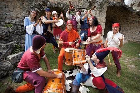 Musique et bouffonnerie Saint-Mesmin
