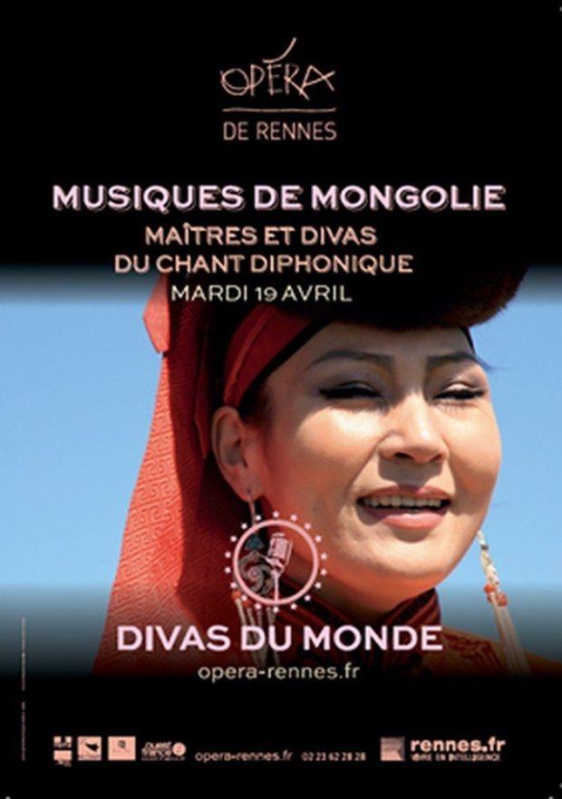 musiques de mongolie