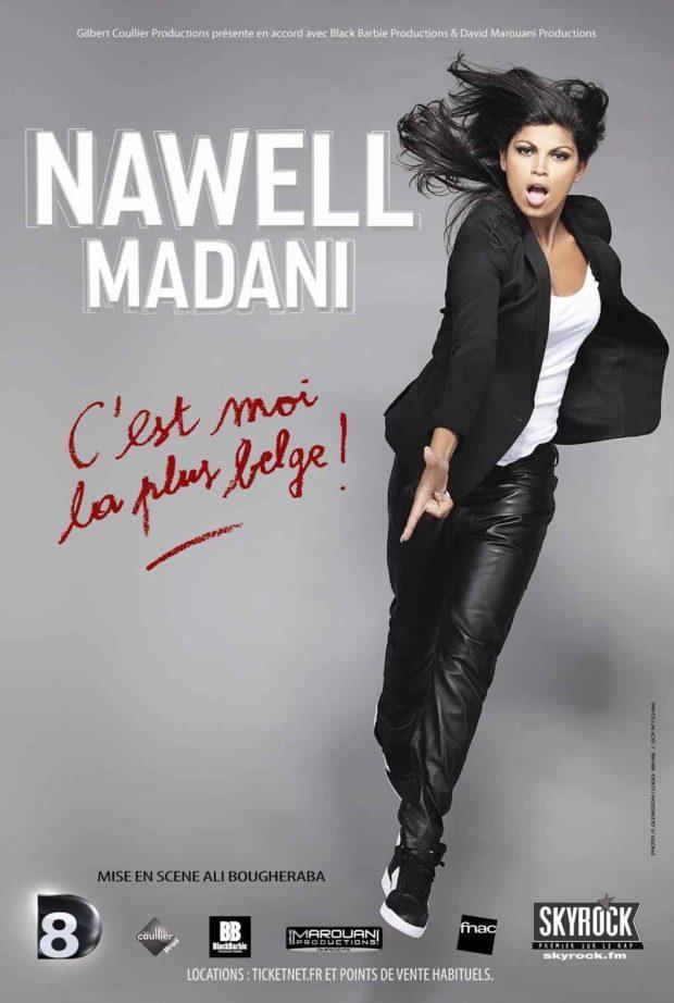 Nawell Madani - C'est moi la plus belge ! Joué-lès-Tours