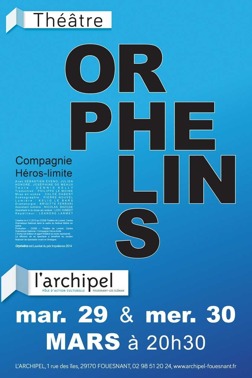 Orphelins, Compagnie Héros-limite Fouesnant