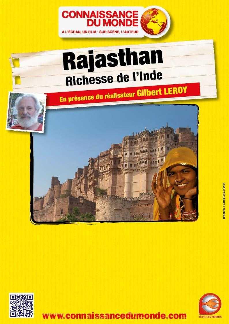 Rajasthan Richesse de l'Inde Vannes