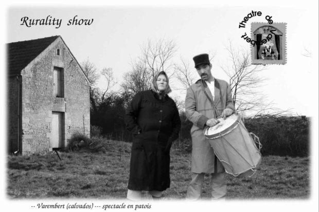 Teurgoule-spectacle Rurality show I Esquay-sur-Seulles