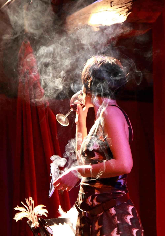 Théâtre du Pré perché, femmes de jazz