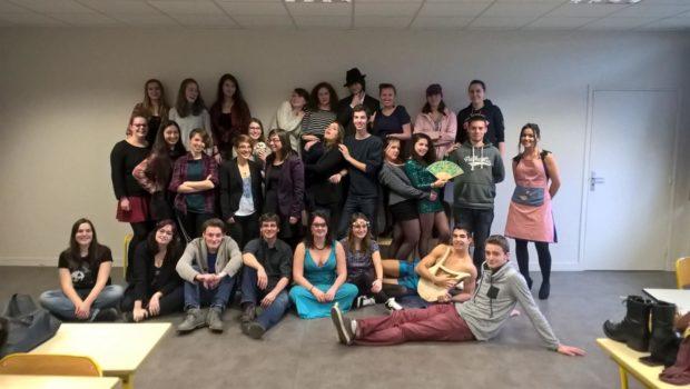 Théâtre en anglais par English Speaking Society Lorient