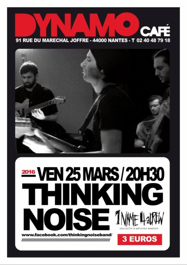 Thinking Noise Nantes