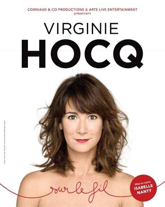 Virginie Hocq Sur le fil Joué-lès-Tours