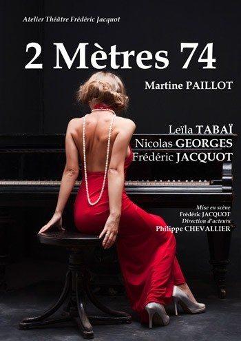 2 mètres 74 Nantes