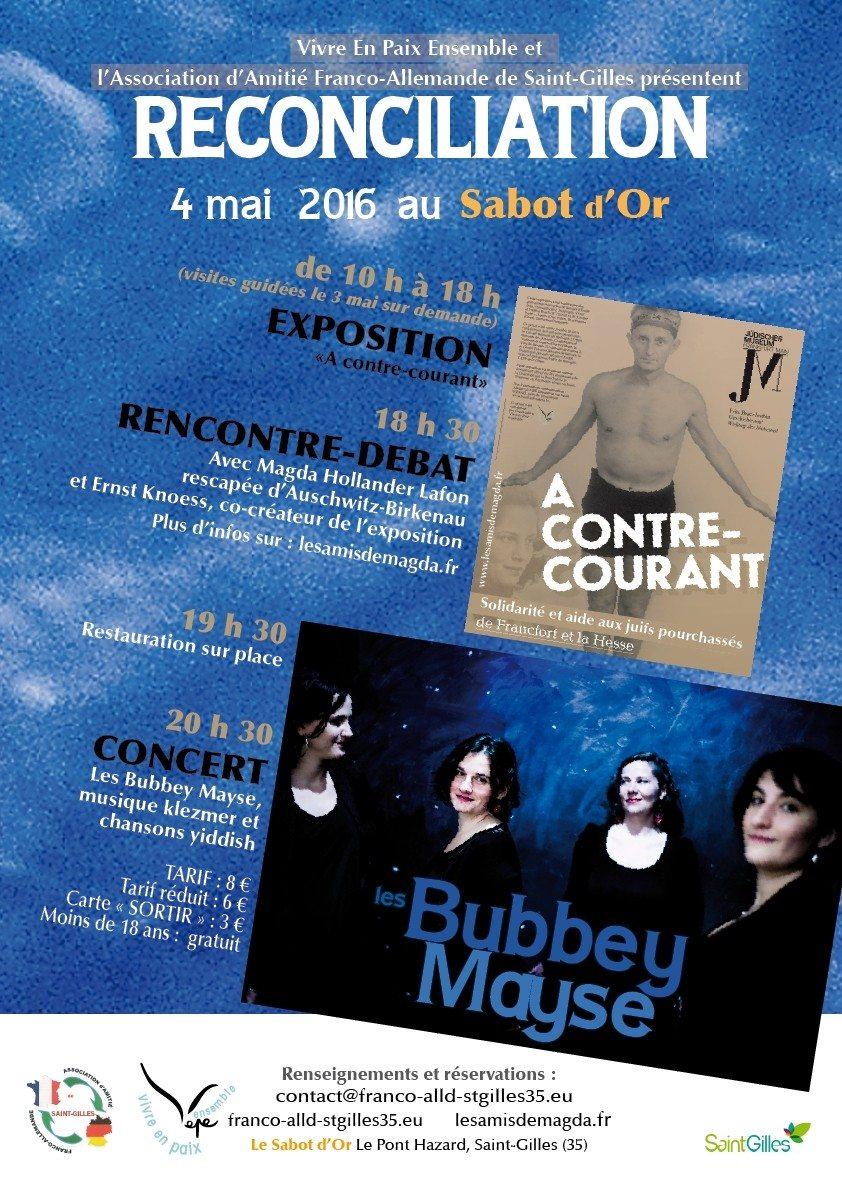 Bubbey Mayse Saint-Gilles