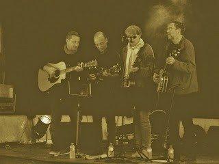 Cabine 12, concert de bluegrass l'ouest américain Noyal-Châtillon-sur-Seiche
