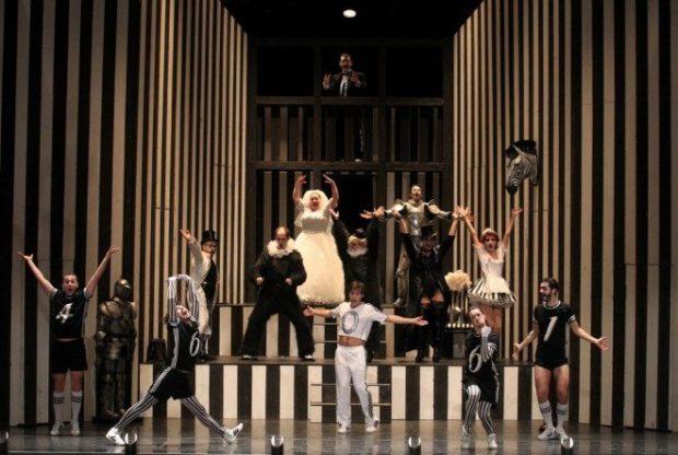 les chevaliers de la table ronde opéra rennes