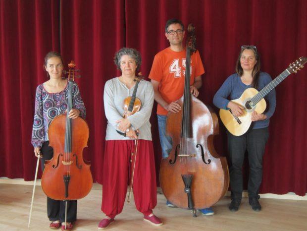 Concert Cordes Vibraye