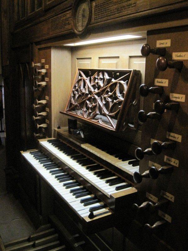 Concert des Amis de l'orgue Bagnoles-de-l'Orne-Normandie