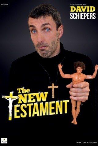 David Schiepers The new testament Nantes