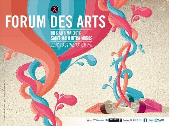 Forum des Arts Saint-Malo