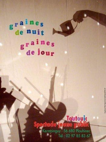 Graines de jour, graines de nuit Thorigné-Fouillard