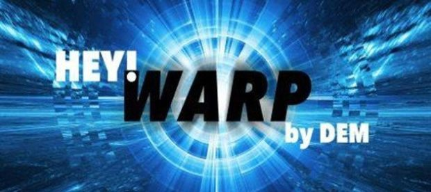 Hey ! Warp Records by DEM