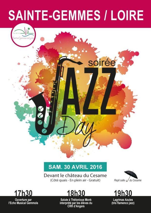 Jazz day Sainte-Gemmes-sur-Loire