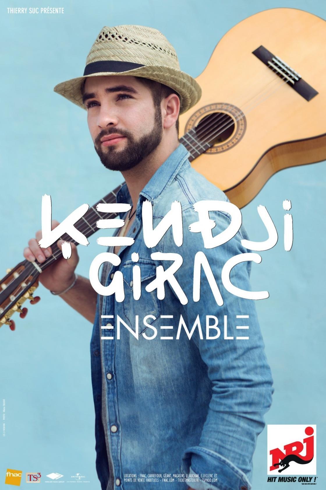 Kendji Girac Saint-Herblain