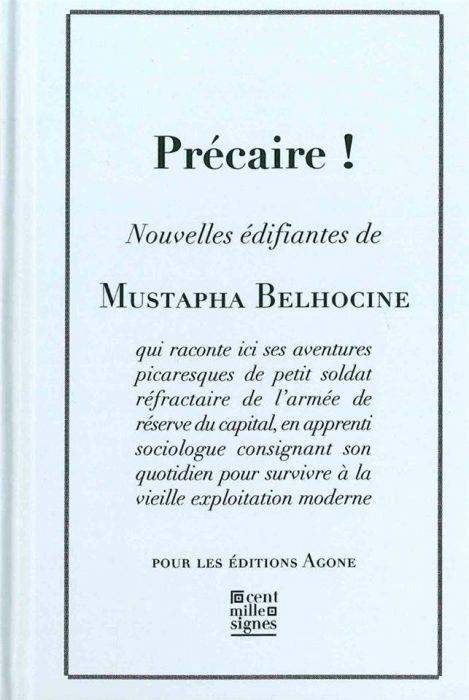 mustapha belhocine