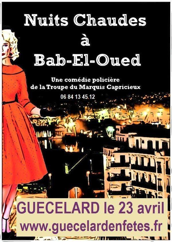 Nuits Chaudes à Bab-el-Oued Guécélard