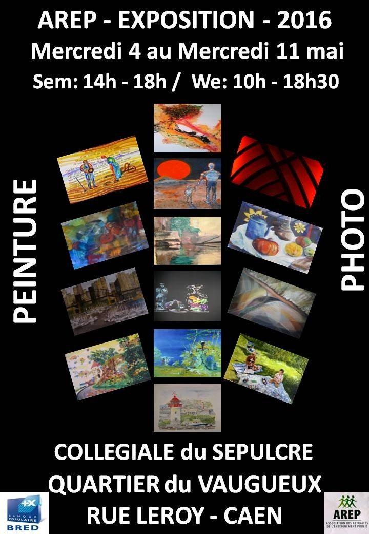 Peintures et photos sur plexiglas Caen
