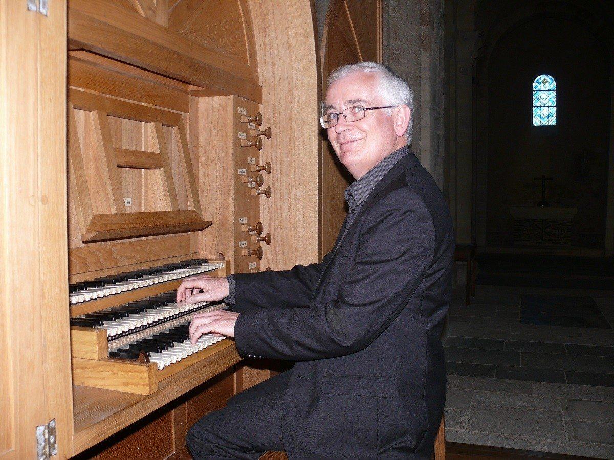 Récital d'orgue Bagnoles-de-l'Orne-Normandie