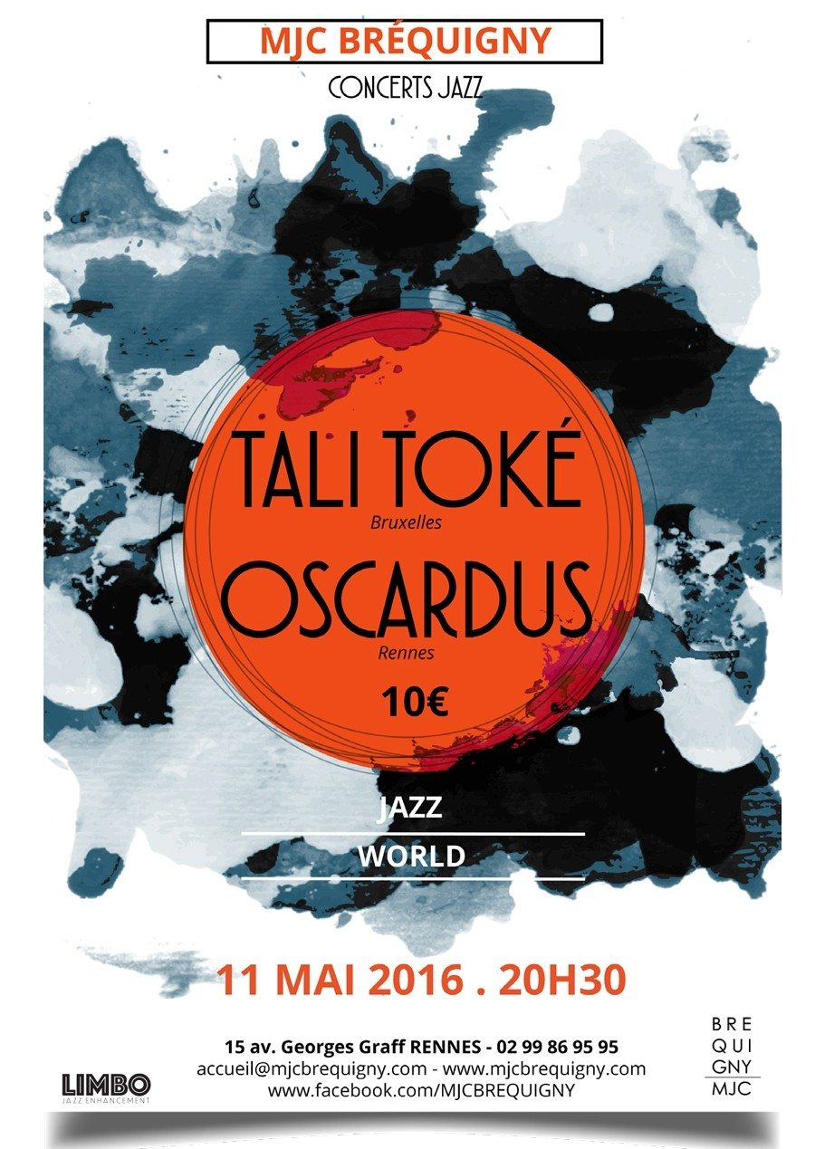 Tali Toké (Bruxelles) et Oscardus ()