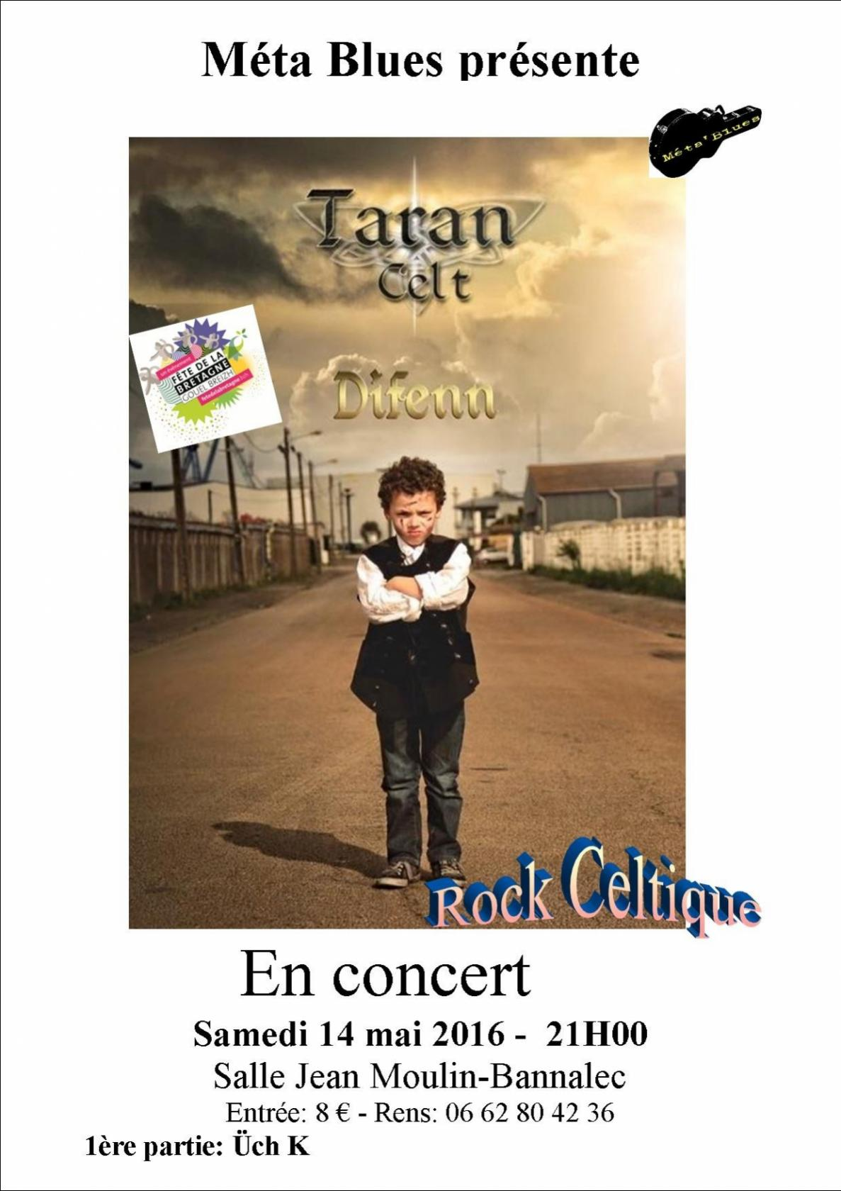Taran Celt Bannalec
