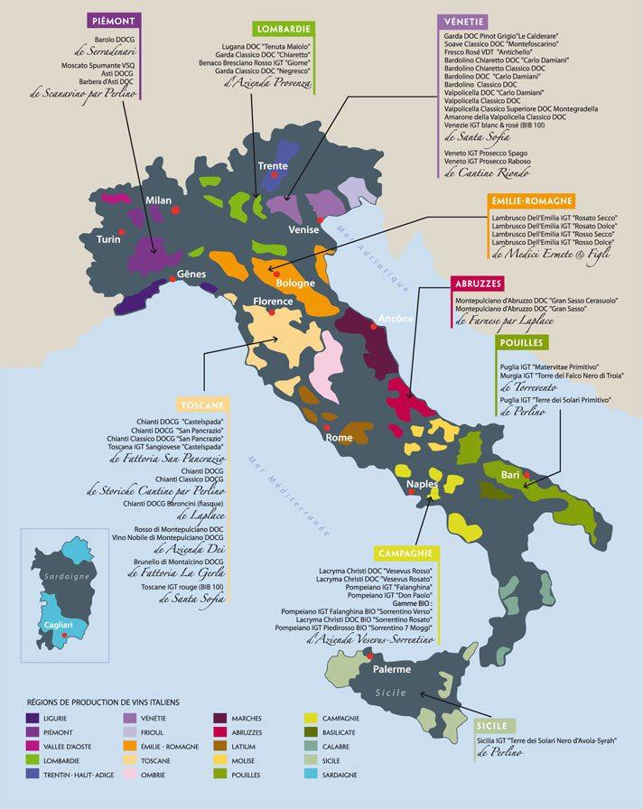 salon vins italiens rennes vino gusto