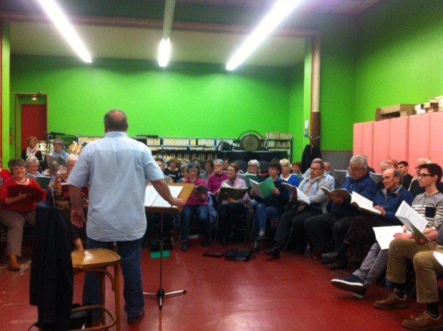 120 choristes et instrumentistes jouent la messe de Puccini Avranches