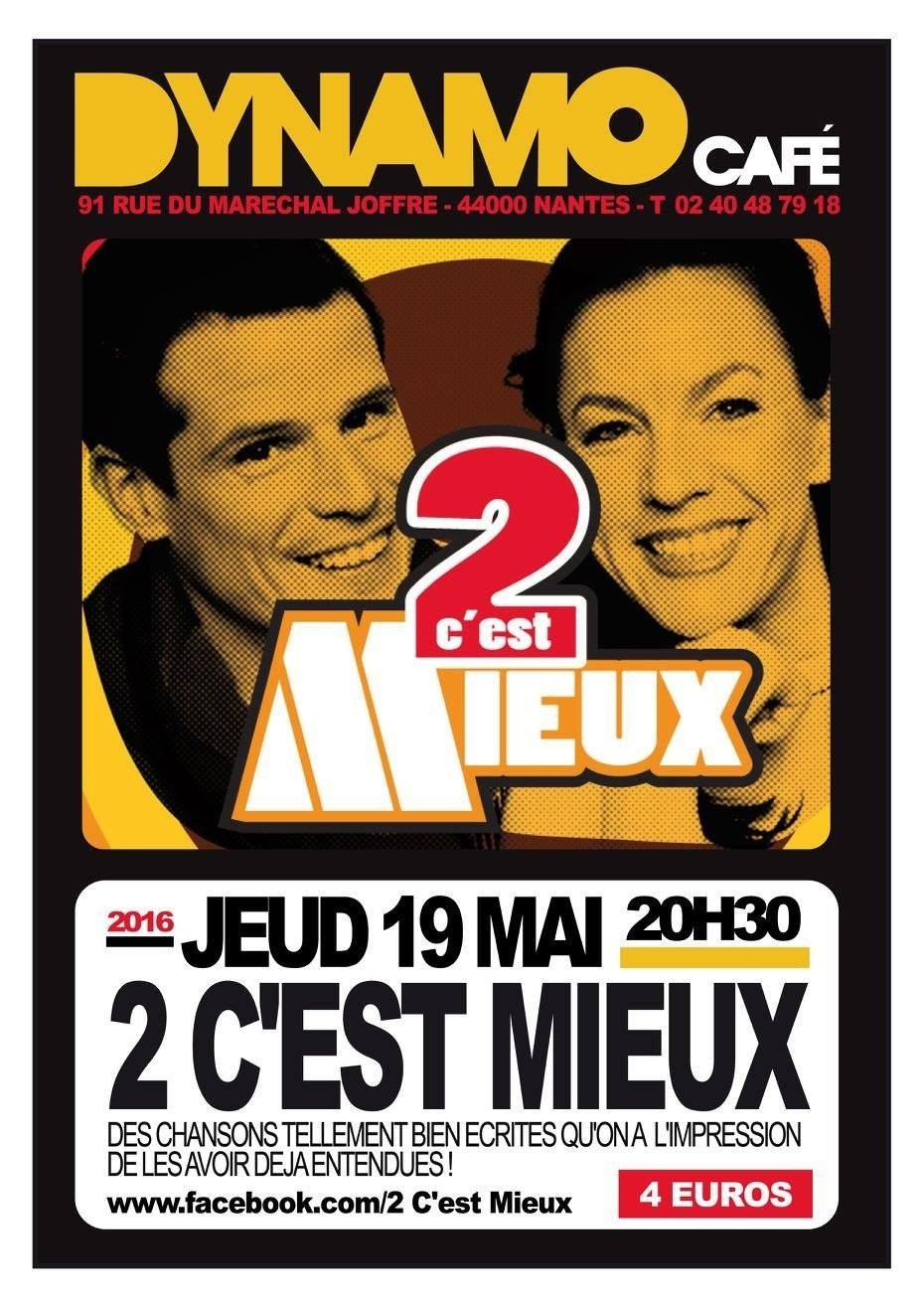 2 c'est mieux! Nantes
