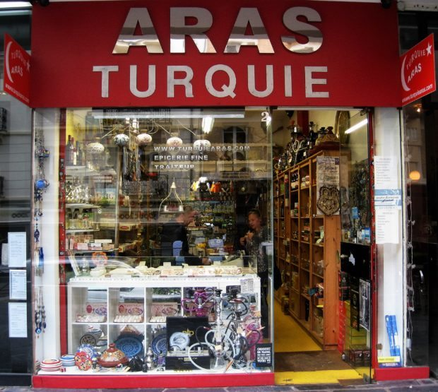 le magasin aras turquie l orient au c ur de rennes unidivers. Black Bedroom Furniture Sets. Home Design Ideas