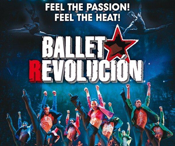 Ballet Revolucion : spectacle du 12 mai annulé Rennes