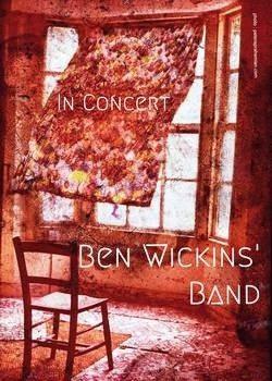 Ben Wickins' Band, Concert de rock anglais à L'AntiSeiche Noyal-Châtillon-sur-Seiche
