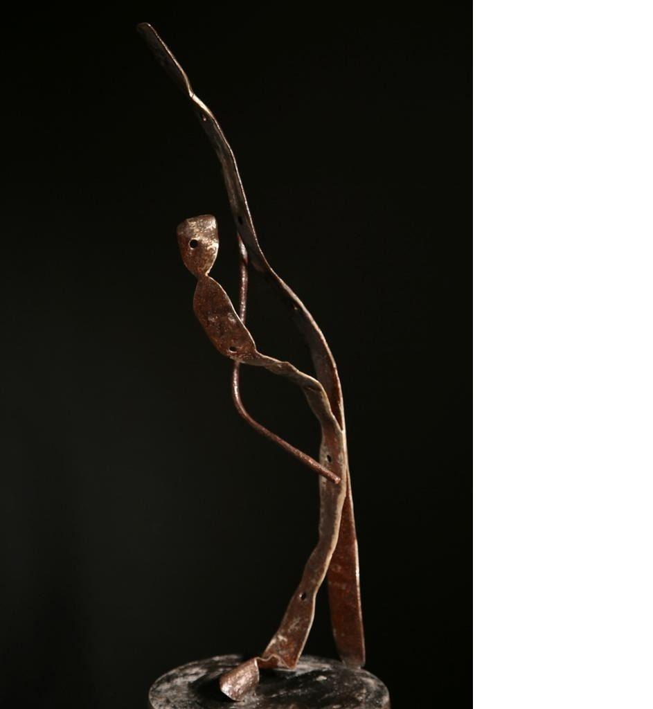 Brigitte Beslier (sculpture) Regnéville-sur-Mer