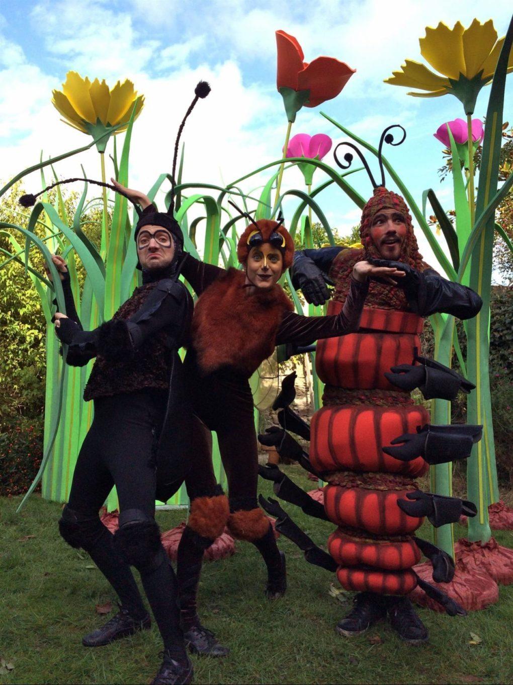 Mercredis l'été Bzzz spectacle pour enfants L'Île-d'Olonne
